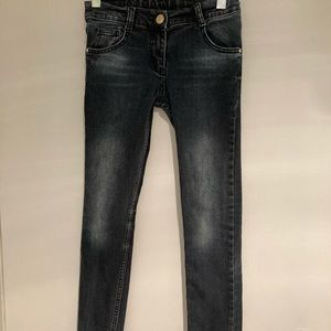 LOVE MOSCHINO Girls Jeans Size 14